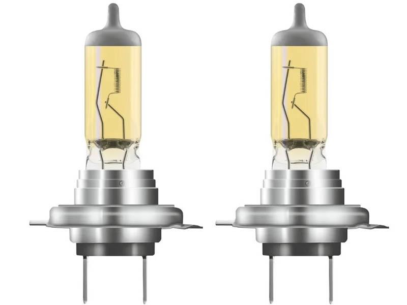 Лампа Osram H7 12V-55W (PX26d) Fog Breaker 2шт DuoBox 62210FBR-HCB