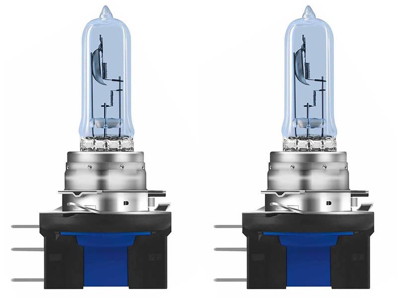 Лампа Osram H15 12V-15/55W (PGJ23t-1) Cool Blue Intense 2шт 64176CBI-HCB