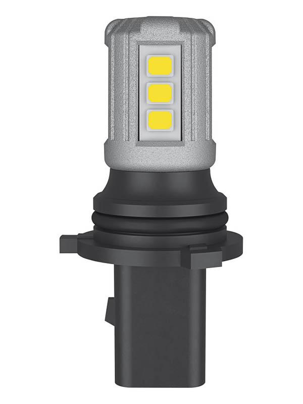 Лампа Osram P13W 12V (PG18.5d-1) LED Cool White 1шт 3828CW