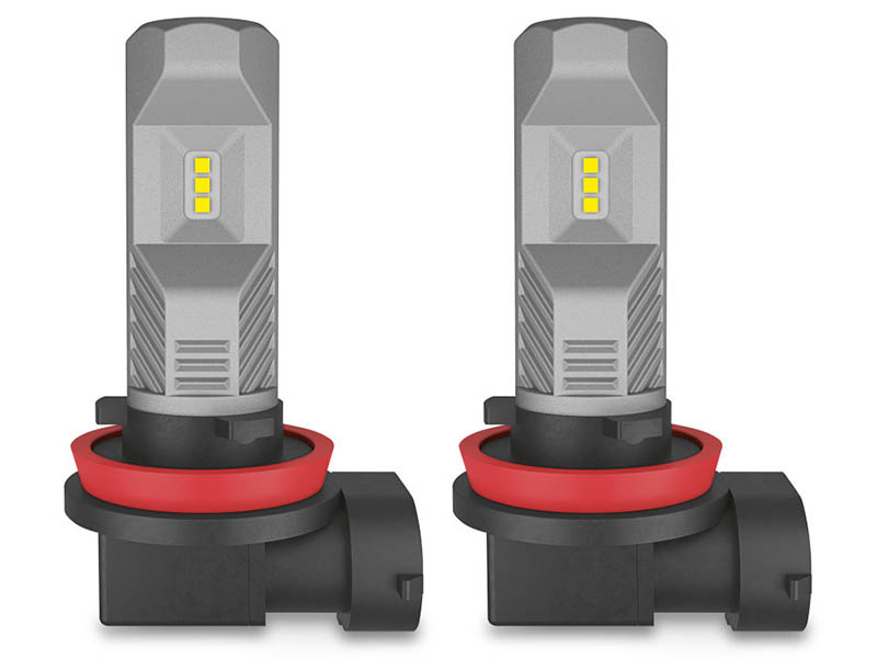 Лампа Osram H11/H8/H16 12V LED (PGJ19-) 6000K LEDriving Fog Lamp 2шт 67219CW
