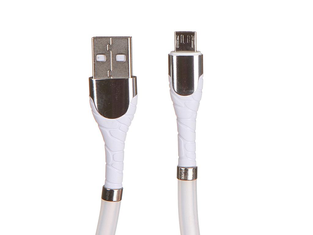 Аксессуар Ldnio LS511 USB - Micro 2.4A 1m White LD_B4482