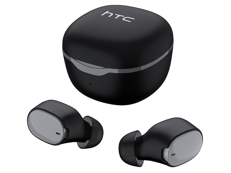 Наушники HTC True Wireless Earbuds Black