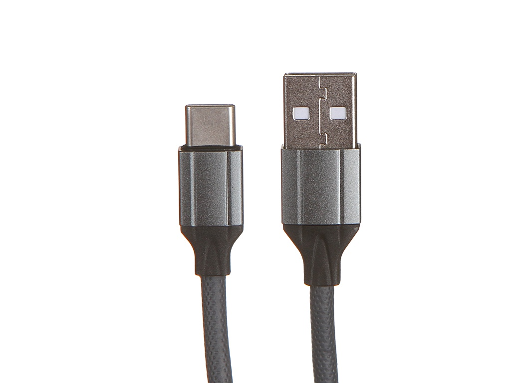 Аксессуар Ldnio LS441 USB - Type-C 2.4A 1m Gray LD_B4487