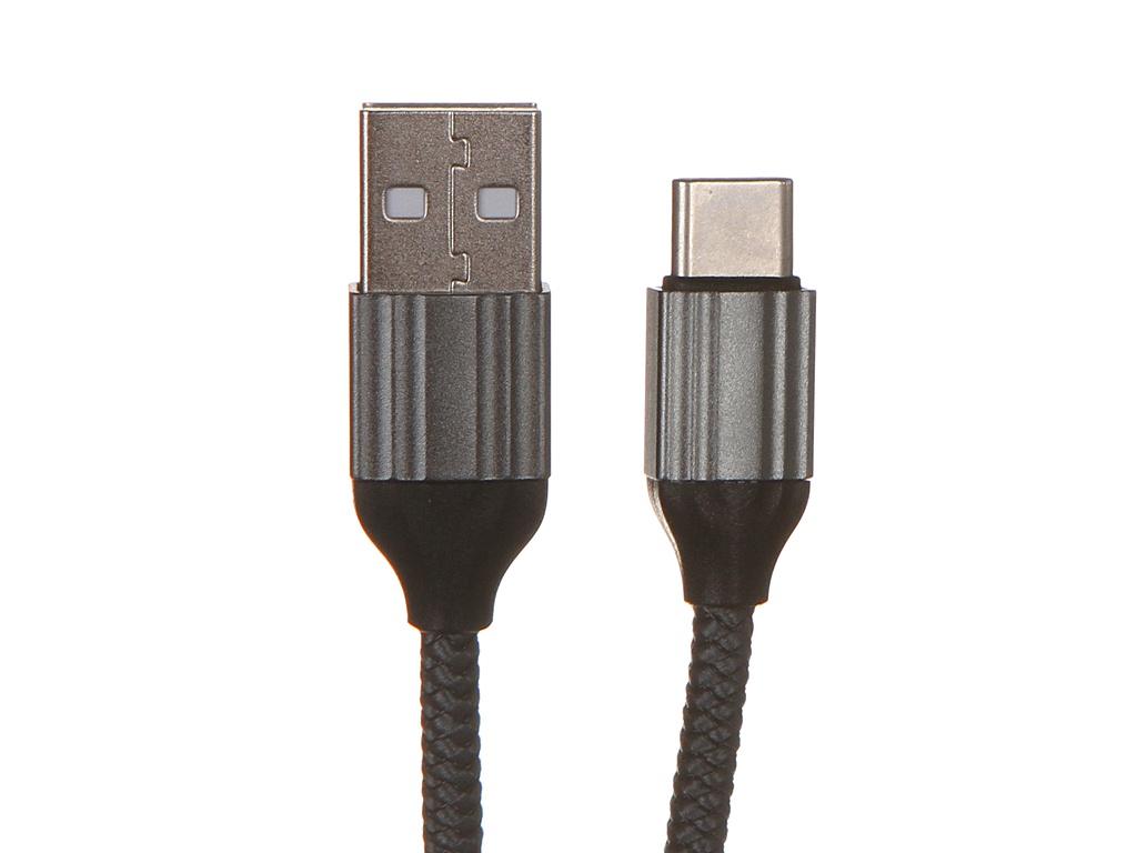 Фото - Аксессуар Ldnio LS432 USB - USB Type-C 2.4A 2m Gray LD_B4573 аксессуар ldnio ls64 5a usb usb type c 5a 2m red ld_b4478