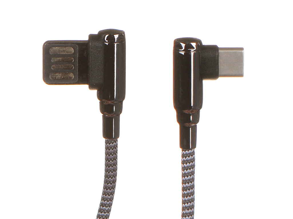 Фото - Аксессуар Ldnio LS422 USB - USB Type-C 2.4A 2m Gray LD_B4628 аксессуар ldnio ls64 5a usb usb type c 5a 2m red ld_b4478