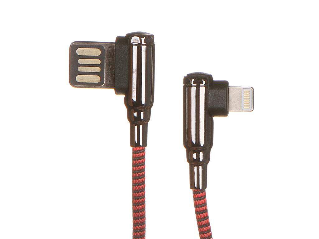 Фото - Аксессуар Ldnio LS421 USB - Lightning 2.4A 1m Red LD_B4624 аксессуар ldnio ls511 usb lightning 2 4a 1m white ld_b4483