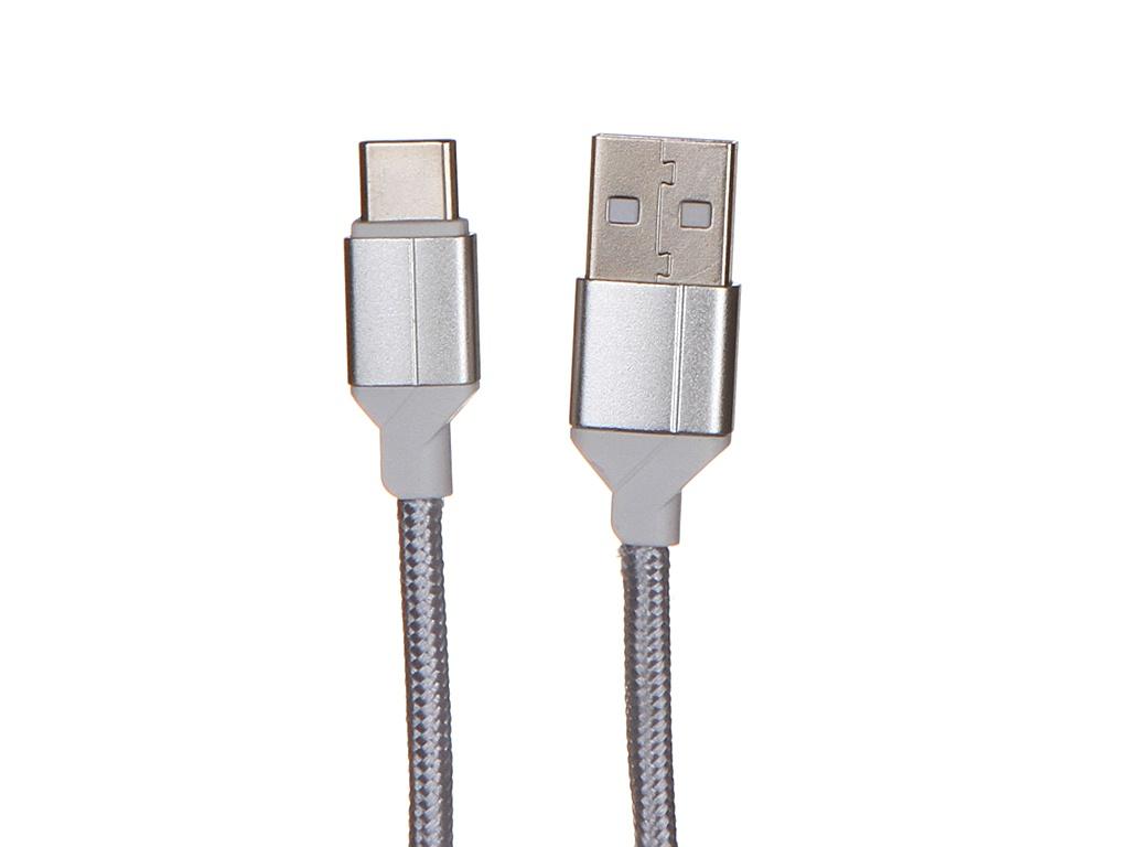 Фото - Аксессуар Ldnio LS392 USB - USB Type-C 2.4A 2m Silver LD_B4452 аксессуар ldnio ls64 5a usb usb type c 5a 2m red ld_b4478