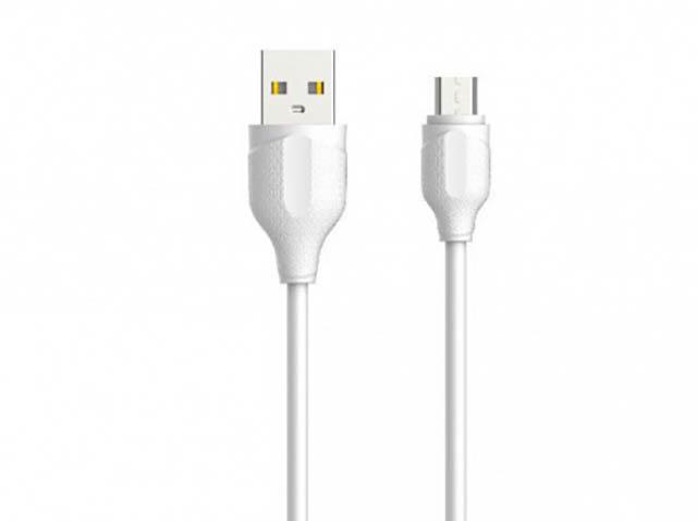 Аксессуар Ldnio LS38 USB - Micro 30cm White LD_B4503