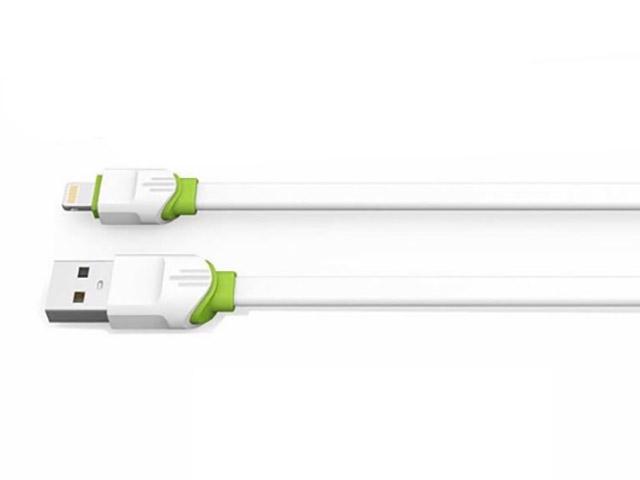 Фото - Аксессуар Ldnio LS34 USB - Lightning 2.4A 1m White LD_B4507 аксессуар maverick pc style usb lightning white пselaep1274