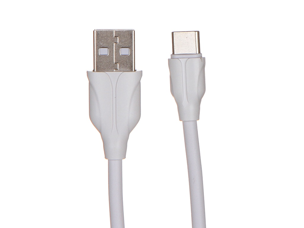 Фото - Аксессуар Ldnio LS361 USB - USB Type-C 2.4A 1m White LD_B4521 аксессуар baseus tough series usb usb type c 1m white catzy b02 906026