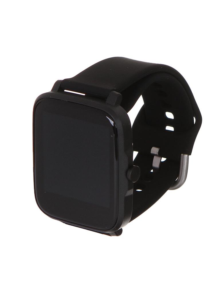 Умные часы Red Line W-01 Black УТ000021981