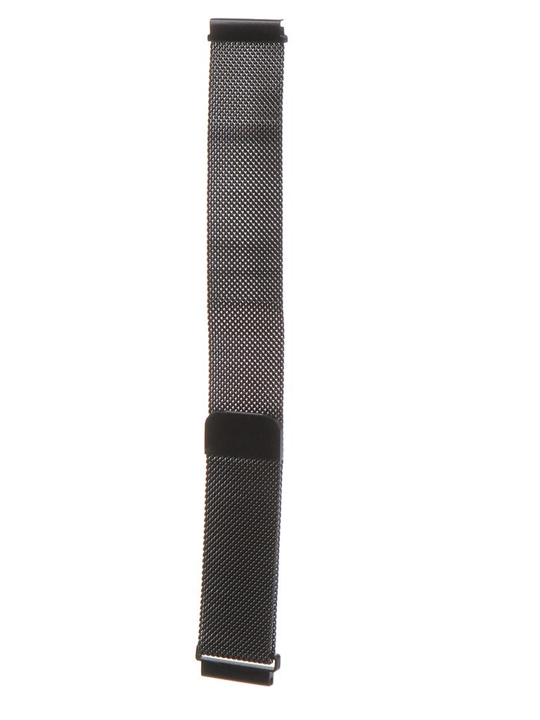 Аксессуар Универсальный магнитный ремешок Red Line 20mm Black УТ000022770