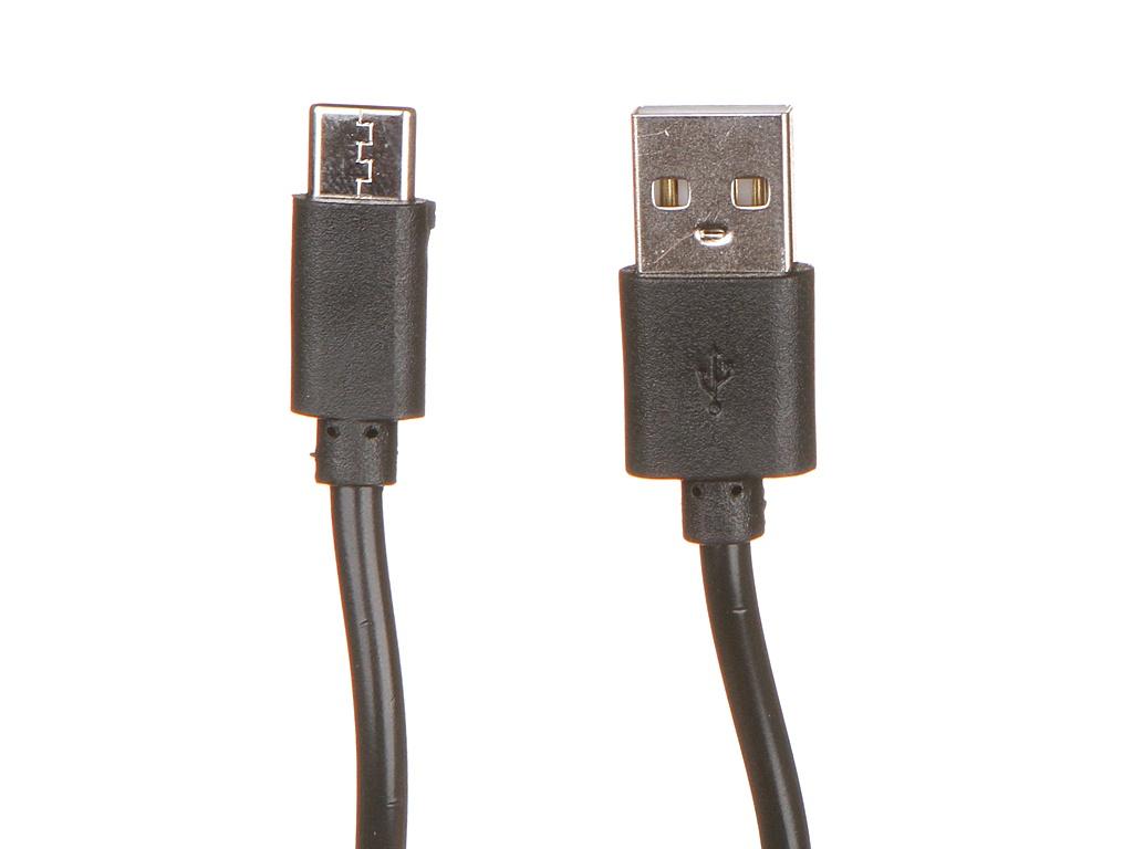Аксессуар Red Line USB - USB Type-C Black УТ000021773 аксессуар red line usb usb type c white ут000021772