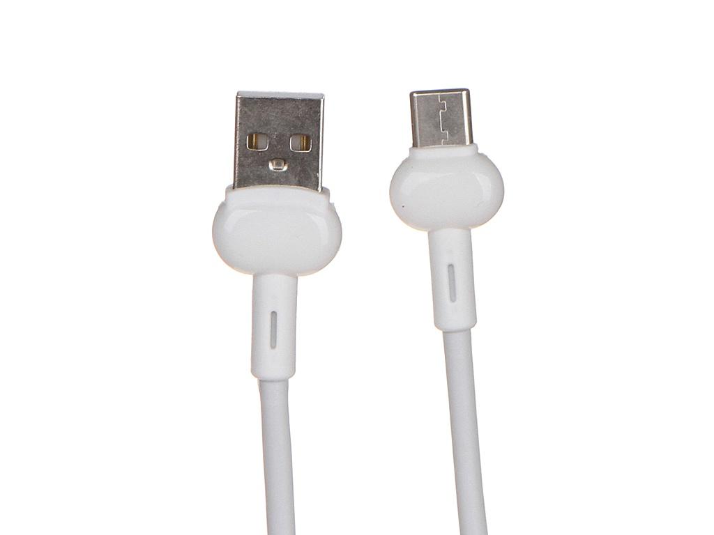 Аксессуар Red Line Candy USB - Type-C White УТ000021993