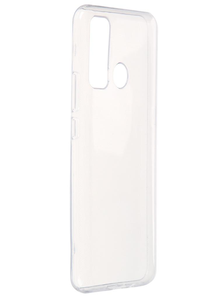 Чехол iBox для Tecno Spark 5 Air Crystal Silicone Transparent УТ000022602