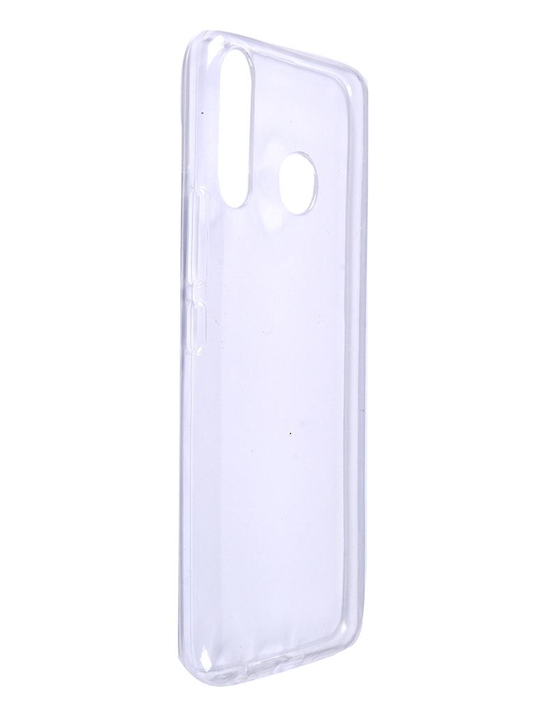 Чехол iBox для Tecno Spark 4 Crystal Silicone Transparent УТ000022624