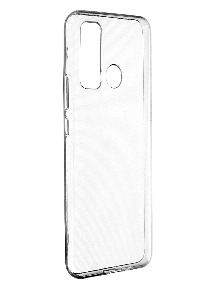 Чехол iBox для Tecno Pouvoir 4 Crystal Silicone Transparent УТ000022599