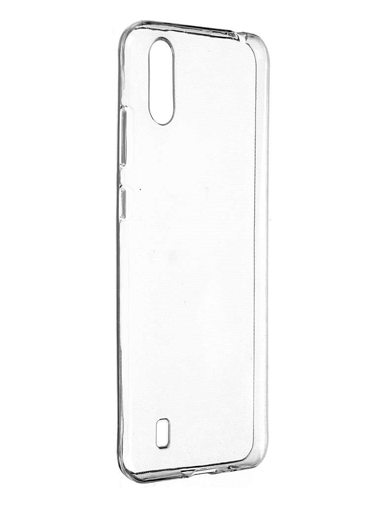 Чехол iBox для ZTE Blade A5 2020 Crystal Silicone Transparent УТ000022667