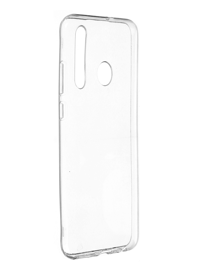 Чехол iBox для Honor 20e/10i Crystal Silicone Transparent УТ000022814 чехол ibox для honor 9c crystal silicone transparent ут000021165