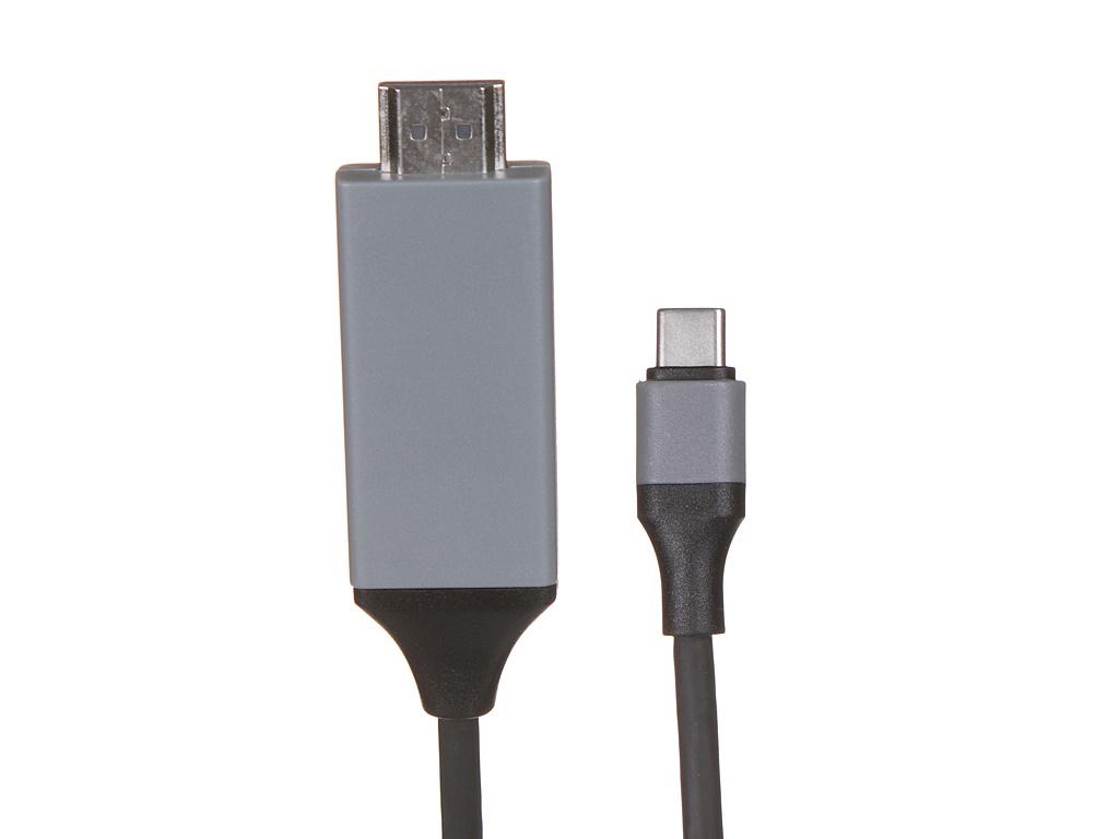 Аксессуар Red Line Type-C - HDMI 4k 2.0m УТ000021942
