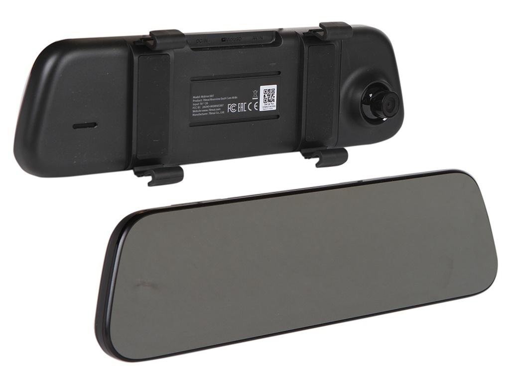 Видеорегистратор Xiaomi 70mai Rearview Dash Cam Wide Midrive D07 Выгодный набор + серт. 200Р!!!