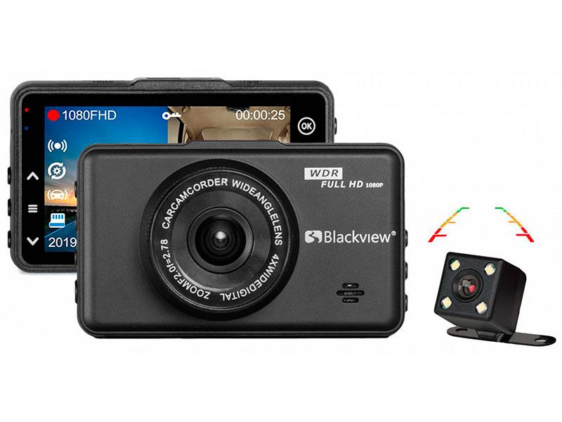 Видеорегистратор Blackview XZ2 Выгодный набор + серт. 200Р!!!