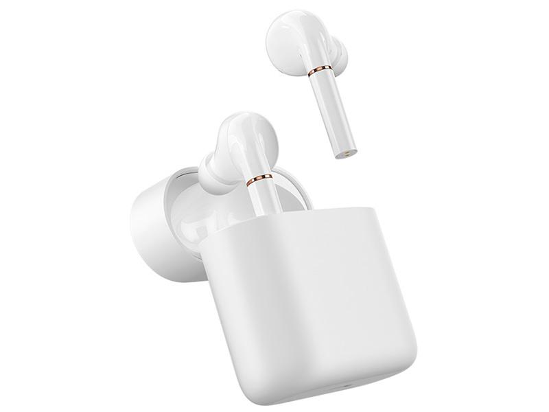 Наушники Xiaomi Haylou T19 White Выгодный набор + серт. 200Р!!!