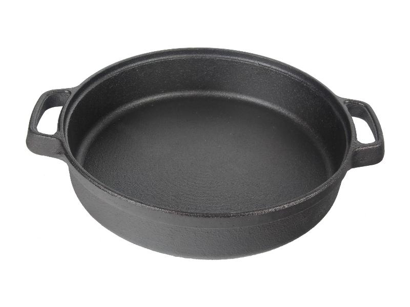 Сковорода Мерали 30cm СЧ2р-300
