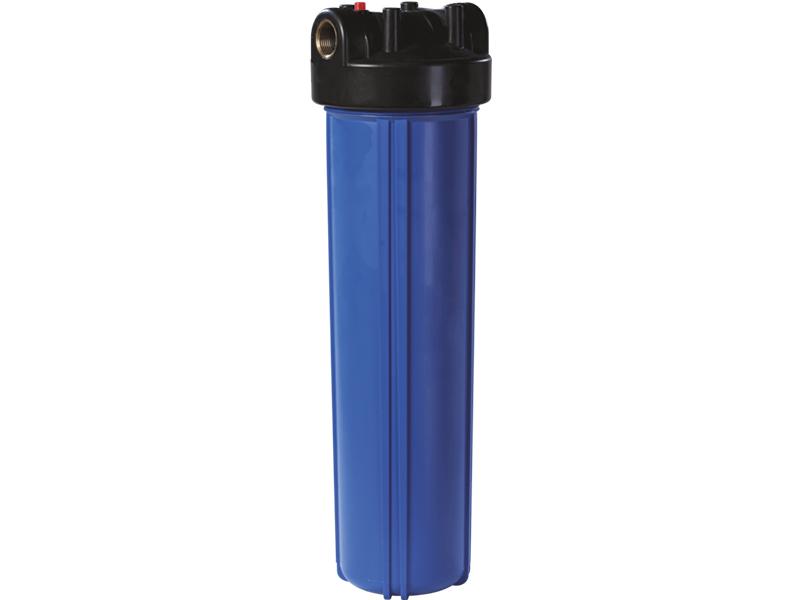 Фильтр для воды Unicorn FH20 Big Blue 1 UN + ключ FHBB 20