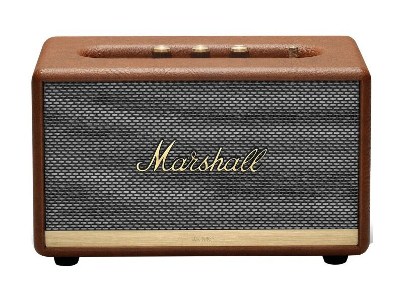 Фото - Колонка Marshall Acton II Brown беспроводная hi fi акустика marshall acton ii white