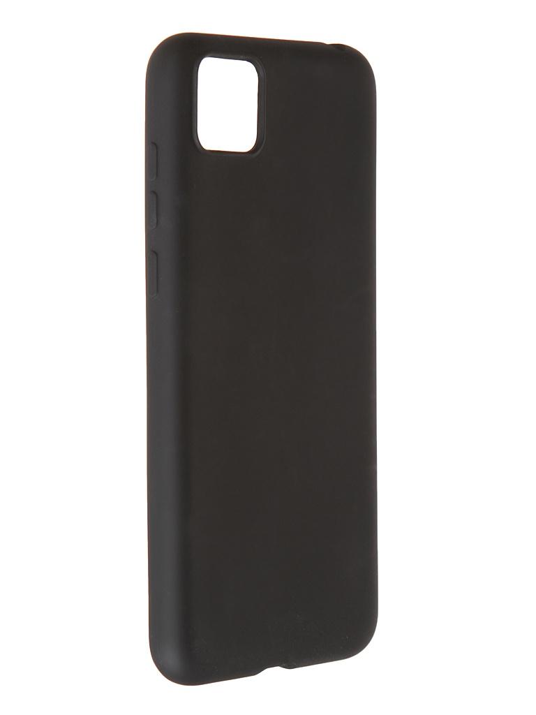 Чехол Red Line для Huawei Y5p Ultimate Black УТ000022885