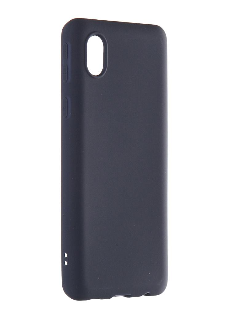 Чехол Red Line для Samsung Galaxy A01 Core / M01 Ultimate Blue УТ000022357