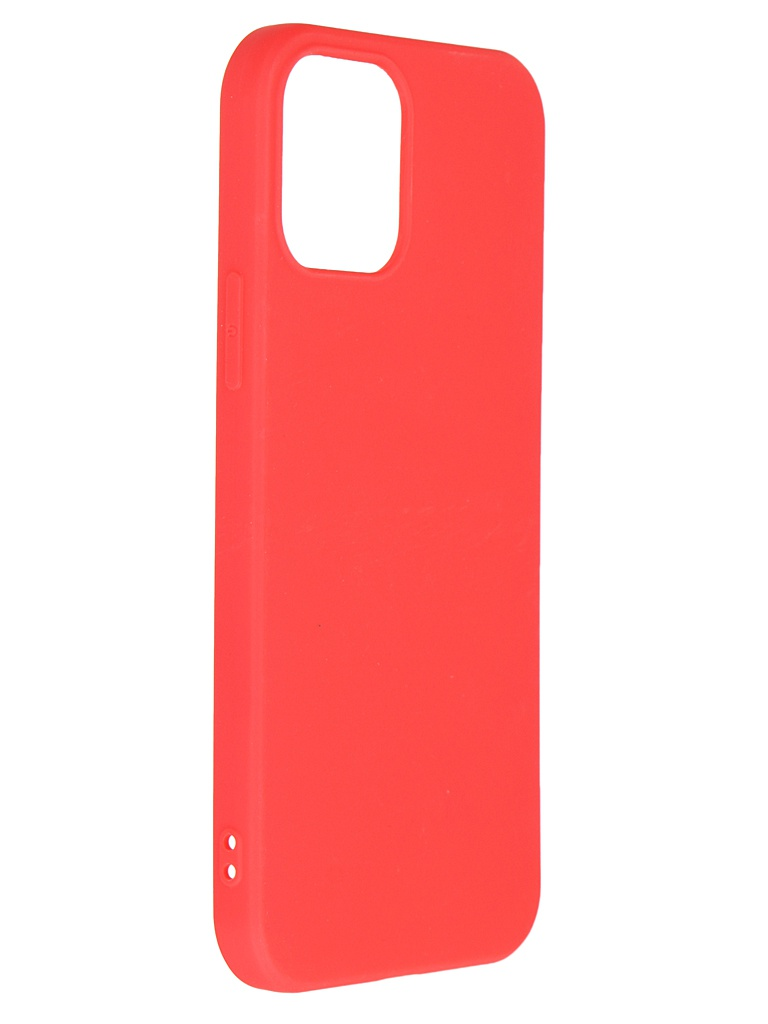 Чехол Red Line для APPLE iPhone 12 / 12 Pro (6.1) Ultimate Red УТ000021880 парогенератор tefal gv9563 pro express ultimate care