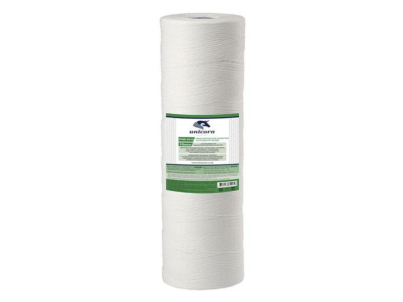 Картридж Unicorn PP BB 2010 для механической очистки воды 20 ВВ 10мкм