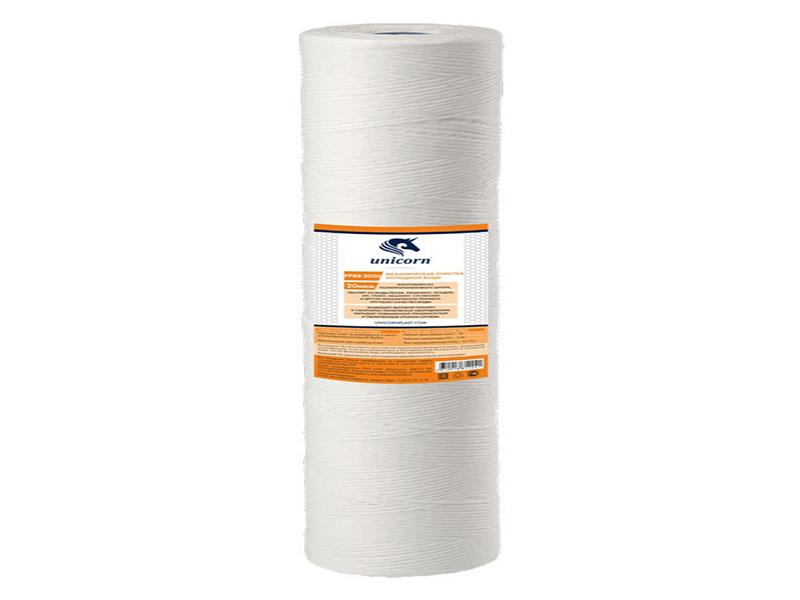 Картридж Unicorn PP BB 2020 для механической очистки воды 20 ВВ 20мкм