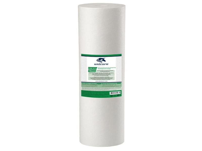 Картридж Unicorn PS BB 2010 для механической очистки воды 20 ВВ 10мкм