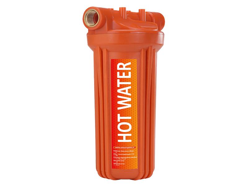 Фильтр для воды Unicorn FH2P 3/4 Hot