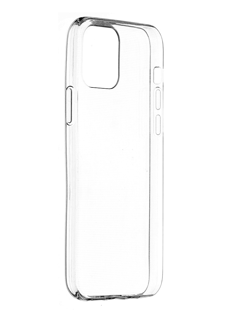 Чехол Zibelino для APPLE iPhone 12 / Pro Ultra Thin Case Transparent ZUTC-APL-12-PRO-WHT