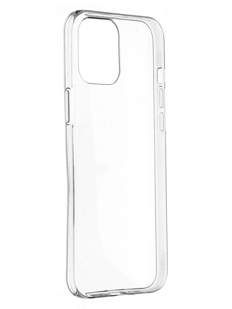 Чехол Zibelino для APPLE iPhone 12 Pro Max Ultra Thin Case Transparent ZUTC-APL-12-PRO-M-WHT аксессуар чехол huawei mate 10 zibelino ultra thin case white zutc hua mat10 wht