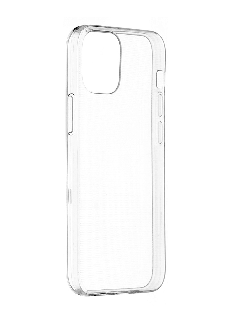 Чехол Zibelino для APPLE iPhone 12 Mini Ultra Thin Case Transparent ZUTC-APL-12MINI-WHT