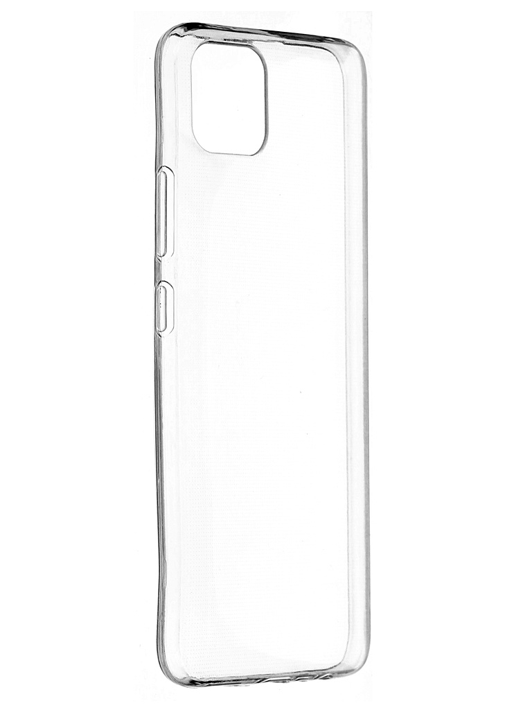 Чехол Zibelino для Realme C11 Ultra Thin Case Transparent ZUTC-RLM-C11-WHT