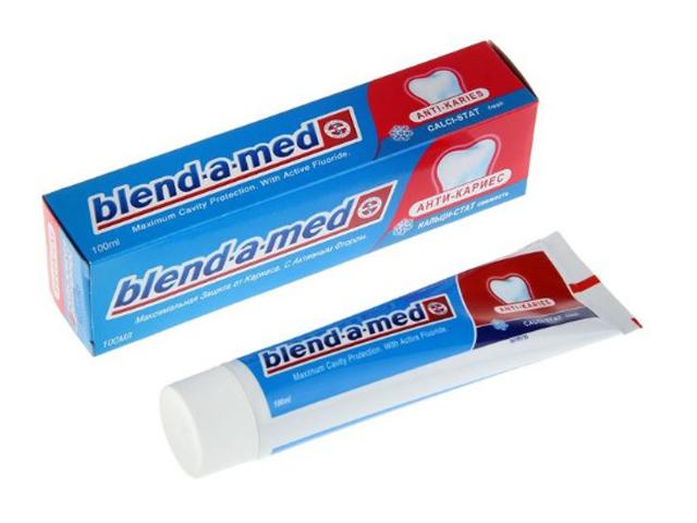 Зубная паста Blend-a-med Анти-кариес Свежесть 100ml 5000174418842