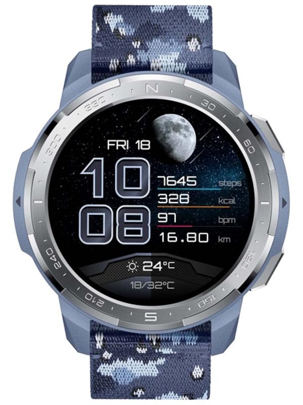 Умные часы Honor Watch GS Pro KAN-B19 Camouflage 55026082