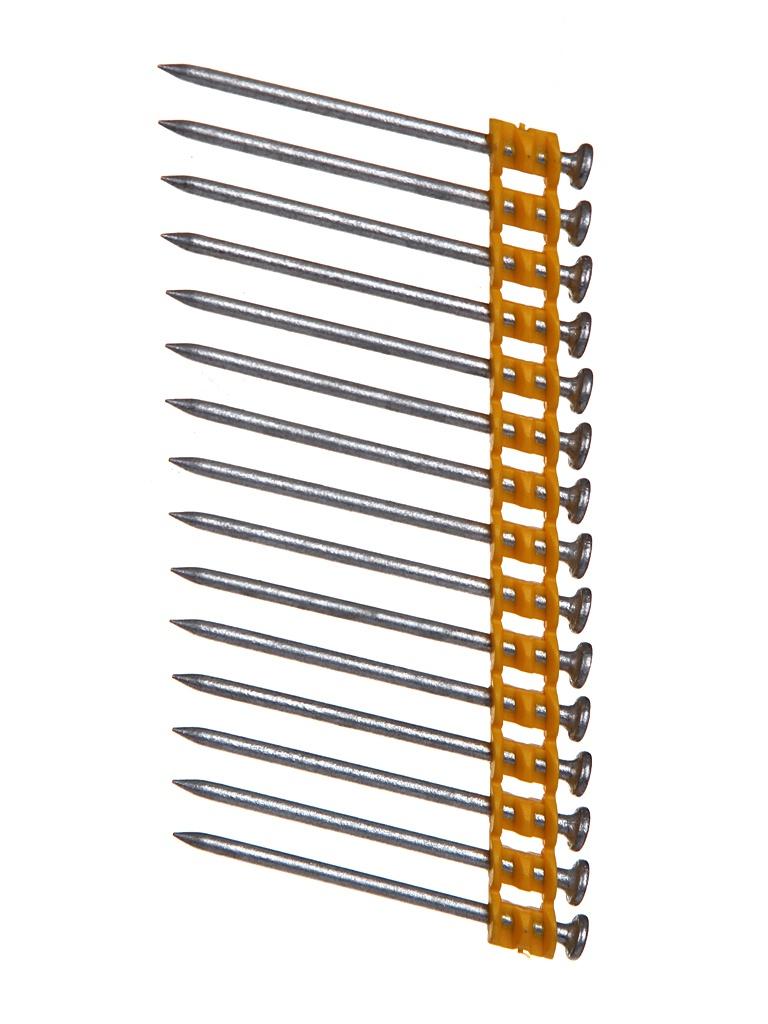 Фото - Гвозди DeWalt DCN8901057 для DCN890 по бетону 2.6x57mm 510шт гвозди dewalt dcn8903053 для dcn890 по бетону 3 0x53mm 510шт