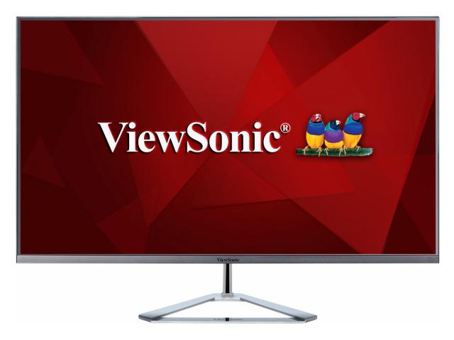 Монитор ViewSonic VX3276-2K-MHD Выгодный набор + серт. 200Р!!! viewsonic vx3276 mhd 2 32 черный