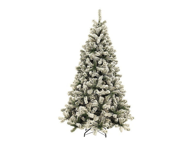 Ель Royal Christmas Flock Tree Promo Hinged 150cm 164150