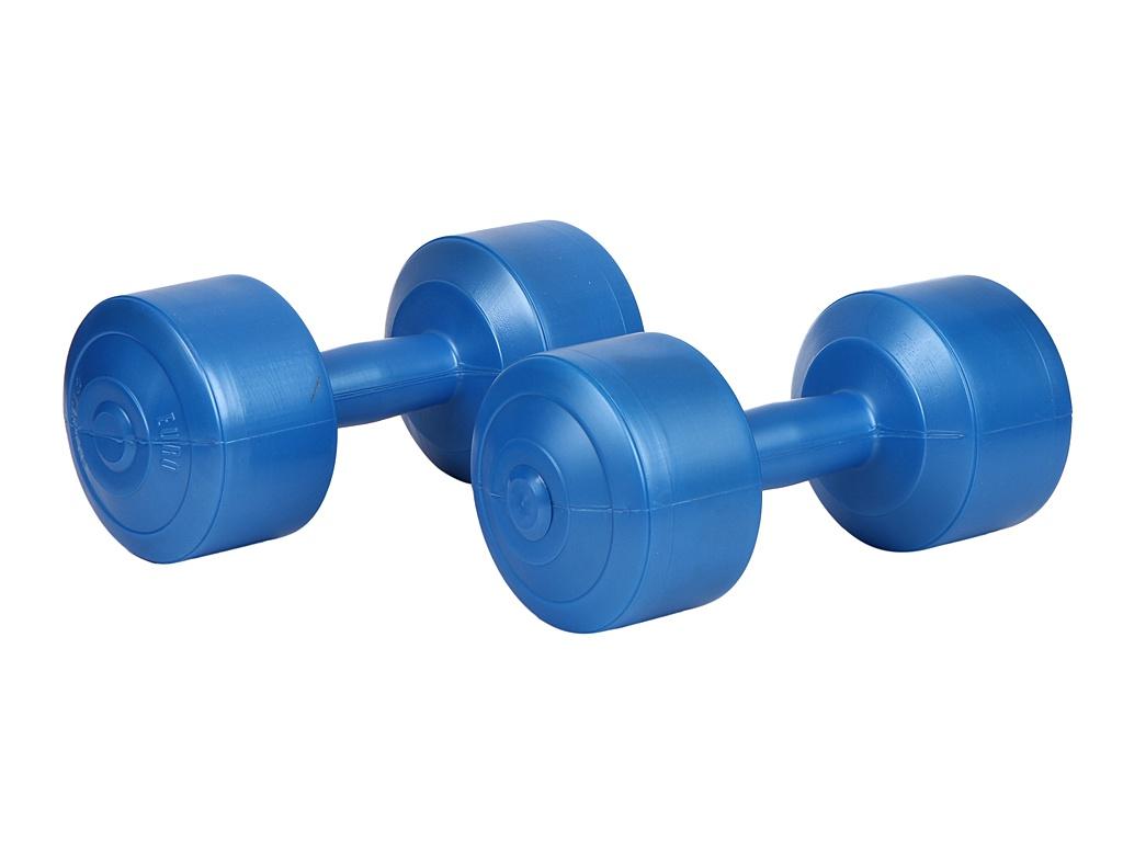 Гантели Euro Classic 5kg Blue 28273094