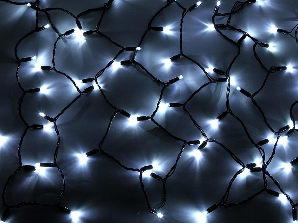 Гирлянда SnowHouse Нить 120 LED 12m WP-L120-W-E
