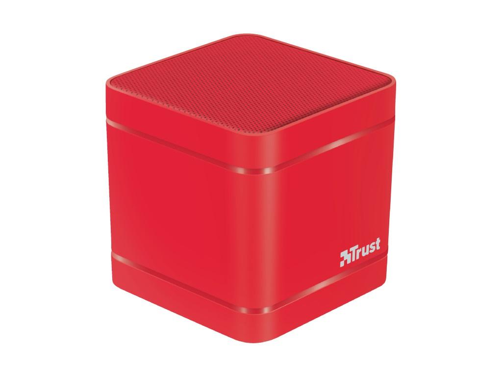 Колонка Trust Kubo Red 21700