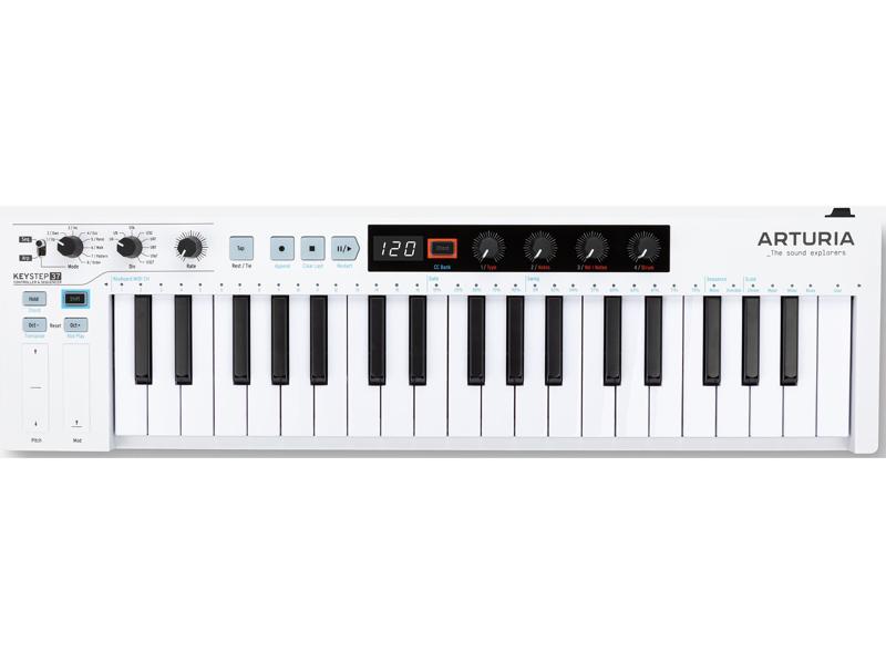 Синтезатор Arturia KeyStep 37 MCI57316